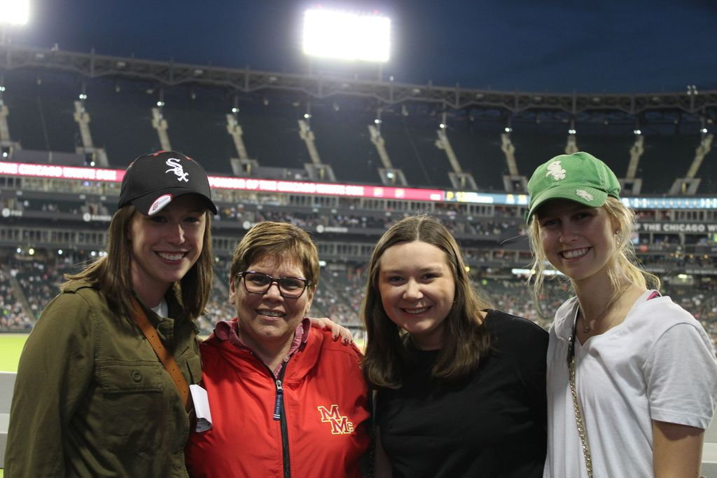 White Sox Night - Mother McAuley Liberal Arts High School